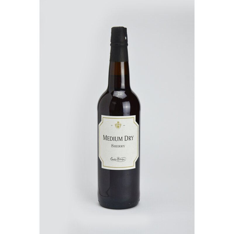 Emilio Hidalgo, Amontillado Medium dry